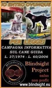 HOTEL RIFIUTA CANE GUIDA, poi lo accetta a condizione che…