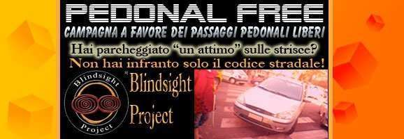 logo campagna pedonal free