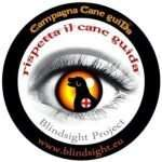 logo cane guida blindsight project