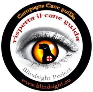 Diffondi la campagna cane guida di Blindsight Project
