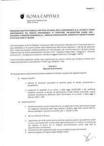 Comune di Roma: bando riservato ai disabili inaccessibile ai disabili visivi