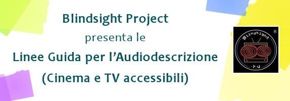 Linee Guida per l'audiodescrizione - Cinema e tv
