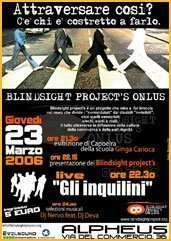 PRESENTAZIONE BLINDSIGHT PROJECT