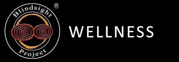 Logo delle sezione Wellness di Blindsight Project
