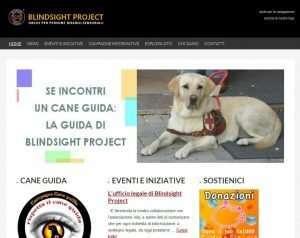 Il nuovo sito di Blindsight Project è online!