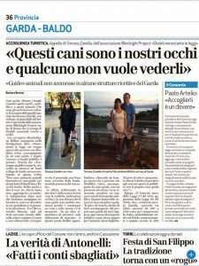 Accoglienza turistica: Appello di Simona Zanella. Le leggi vanno rispettate.