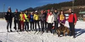 12 nuovi accompagnatori entrano in SportAbili