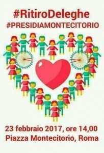 Scuola: mobilitazione antideleghe 23 e 24 febbraio della Rete dei 65 movimenti