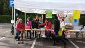 Cane Guida – Scondinzolata sul Telva per 150 cani e padroni