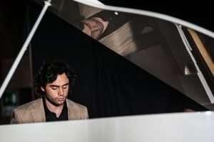 Immagine tratta dal film La musica del silenzio, docufilm su Andrea Bocelli