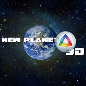 Logo della startup New Planet 3D