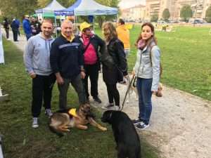 Blindsight Project alla Giornata Nazionale del Cane Guida