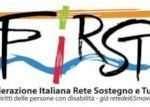 Logo di FIRST - Federazione Italiana Rete Sostegno e Tutela Persone Disabili