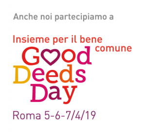 Blindsight Project al Good Deeds Day 2019