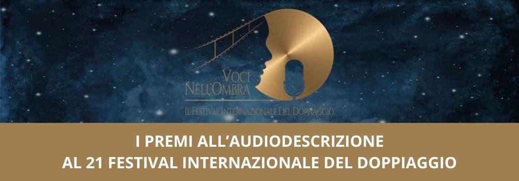 I premi al Festival Internazionale del Doppiaggio 2021